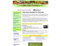 easysaucerecipes.com
