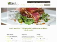 Feedback, Olives Restaurant, become our fan on facebook!