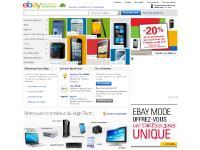 ebay.fr Ouvrez une session, inscrivez-vous, Début de la couche