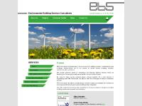 EBS Consultants Ltd, Environmental Building Services Consultants - Home