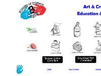 economyofbrighton.co.uk nursery craft materials, school art materials, pva glue