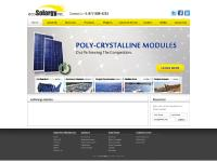 Solar Panel Manufacturer - California Company for Home & Residential Solar Panels - ecoSolargy