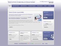 Welcome to Executive Corporate Solutions - Providing Expertise to Entrepreneurs