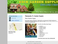 Garden Supply Pensacola, FL - Eden Garden Supply