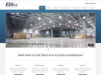 EDi ltd - Electrical & Data Installations