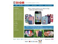 Custom iPad case, Kindle case, mobile phone case, neoprene laptop case, Blackberry skin, car decal wrap, game skin, can cooler