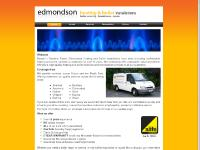 Edmondson Heating & Boiler Installations - Home