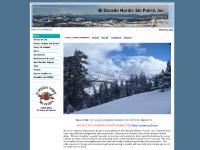 Home - El Dorado Nordic Ski Patrol