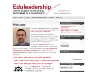 eduleadership.org Radio, Speaking & Consulting, Events