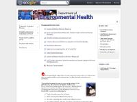 The County of Santa Clara - Environmental Health, Department of (DEP)
