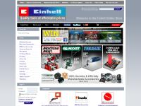 Einhell Store, KWB Tool Accessories, Clearance Parts and Accessories, Challenge Xtreme