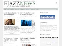 eJazzNews » The Number One Jazz News Website Since 2001