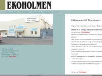 Ekoholmen - Hudiksvall
