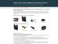 Elastic Tapes Elastic Webbing Black Elastic Elastic Ribbon Velcro Elastic Elastic Headbands