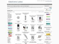 Electronic Locks: Digital Locks, Electric Locks, Door Entry Systems - electronic locks Home Page
