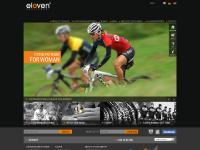Custom cycling jerseys - customized dye sublimation printing, bike shirts, bicycle uniforms | Eleven sportswear