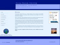 Elim Bank Hotel, Bowness on Windermere, Cumbria, The Lake District
