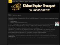elklandequinetransport.co.uk Smart IT, Website Design, Website Hosting