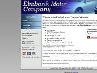 Elmbank Motor Company - Ayr, Ayrshire