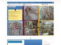 "emanuelmedjugorje.com original medjugorje souvenirs, ""original medjugorje stone"", ""medjugorje rosary"""