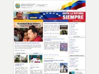 embavenez-us.org Hugo Chavez, Venezuela, Caracas