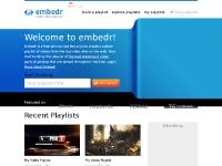 Create Video Playlists and Embed Them Anywhere | Embedr