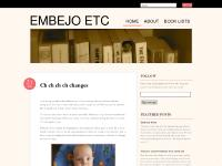 embejoetc.wordpress.com Embejo Etc, Book Lists, Books Read Aloud