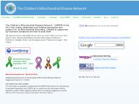 The Children's Mitochondrial Disease Network