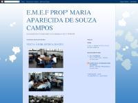 E.M.E.F PROFª MARIA APARECIDA DE SOUZA CAMPOS