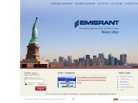 Emigrant Savings Bank: No-Fee Checking, Mortgages, Certificates of Deposit, Online Banking, High Yield Savings Accounts