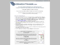 eMini Day Trading.  Futures Day Trading.  Market Profile Trading System.  Day Trading Software.