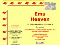 Emu Oil, Emu Oil Products, Emu Oil Capsules, Bus Tours