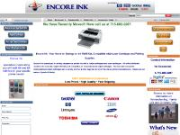 Home Page - Encore Ink