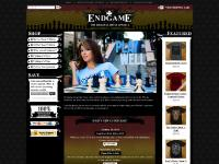 Chess T-Shirts - Chess Clothes - Endgame Clothing - The Original Chess Apparel