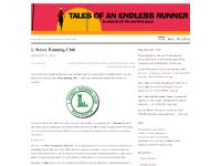 endlessrunner.wordpress.com Tales of an Endless Runner, Photo Runs, Facing the Music