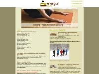 energia athletics - running yoga kettlebell spinning - riverdale danforth east toronto