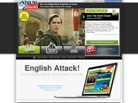 english-attack.co.uk English, Free This