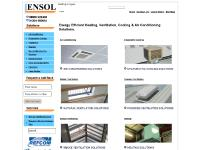 Energy Efficient Heating, Ventilation, Cooling and Air Conditioning Solutions |