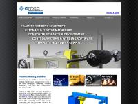 entec.com Filament Winding, Pultrusion, Gantry Systems