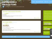 Mission & Vision, Our Contact Details:, Address, Enviroworld