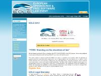 EOLE 2011 (4th edition): FLOSS in Business and Academia | European OpenSource & Free Software Law Event