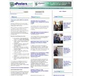 ePosters.net - The Online Journal of Scientific Posters - index