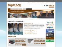 equimats.co.uk stable mats, horse mats, stall mats