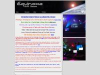 equinoxedvddisco.co.uk Prices and Layouts, Technical Info, DVD Playlist