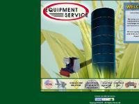 equipserviceinc.com Harvestore®, Equipment Service Inc., Unloader Parts