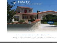 Nos réalisations, Mentions légales, BACLES SARL, Agence de référencement