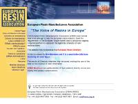 ERMA - European Resin Manufacturers Association