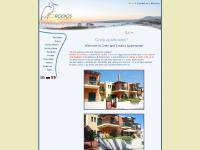 kalives apartments, crete accommodation, chania accommodation, chania apartments
