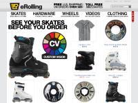 eRolling.com: Aggressive Inline Skating Shop: Razors USD Remz Deshi Xsjado Valo NIMH Rollerblade Skates