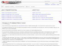 PeopleSoft Corner Weblog, Web Links, Brent Martin, Brent Martin
